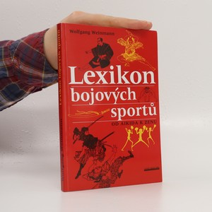 náhled knihy - Lexikon bojových sportů : od aikida k zenu