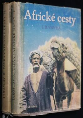 náhled knihy - Africké cesty. 1.-2. díl