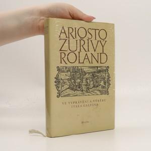 náhled knihy - Zuřivý Roland ve vyprávění a výběru Itala Calvina