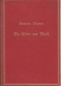 náhled knihy - Die Ulme am Wall