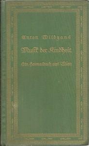 náhled knihy - Musik der Kindheit