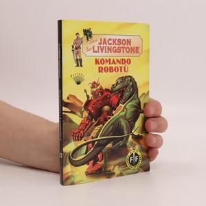 náhled knihy - Komando robotů