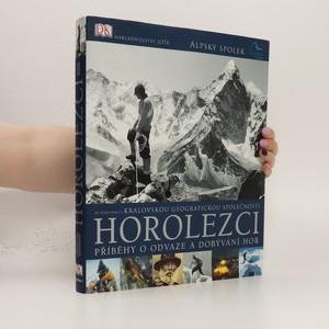náhled knihy - Horolezci : příběhy o odvaze a dobývání hor