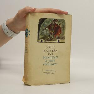 náhled knihy - Don Juan a jiné povídky