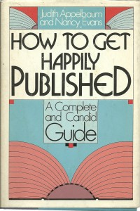 náhled knihy - How to Get Happily Published. A Complete and Candid Guide