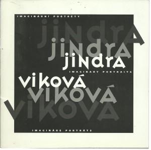 náhled knihy - Jindra Viková