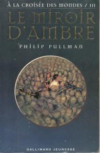 náhled knihy - Le miroir d'ambre