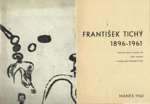 náhled knihy - František Tichý. Životní dílo