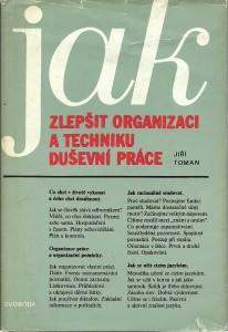 náhled knihy - Jak zlepšit organizaci a techniku duševní práce
