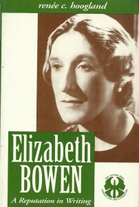 náhled knihy - Elizabeth Bowen. A Reputation in Writing