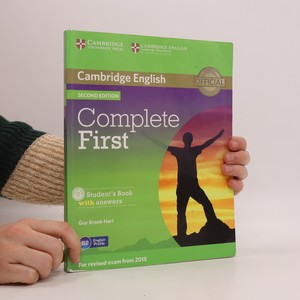 náhled knihy - Cambridge English complete first : student's book with answers