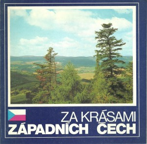 náhled knihy - Za krásami Západních Čech