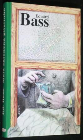 náhled knihy - Malá skleněná gilotinka