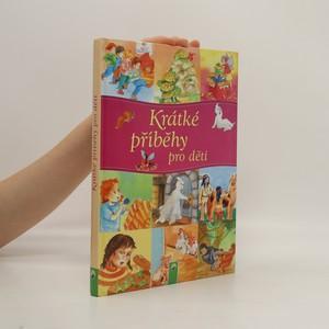 náhled knihy - Krátké příběhy pro děti