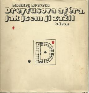 náhled knihy - Dreyfusova aféra, jak jsem ji zažil