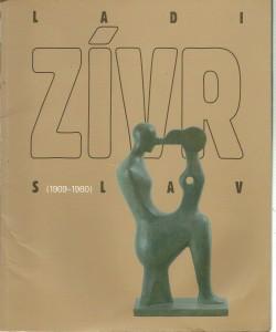 náhled knihy - Ladislav Zívrt (1909 - 1980)