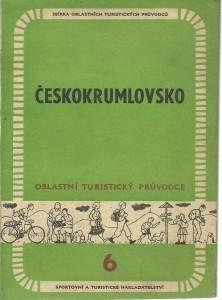 náhled knihy - Českokrumlovsko