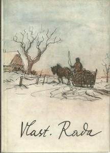 náhled knihy - Vlastimil Rada. Malíř a ilustrátor