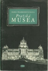 náhled knihy - Pražská musea