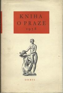 náhled knihy - Kniha o Praze 1958