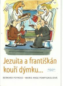 náhled knihy - Jezuita a františkám kouří dýmku...
