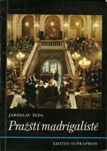 náhled knihy - Pražští madrigalisté