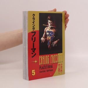 náhled knihy - Crying Freeman - Plačící drak 5