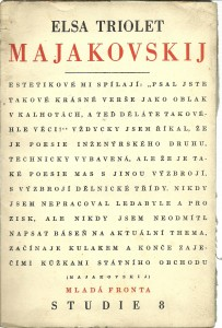 náhled knihy - Majakovskij