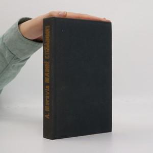 náhled knihy - Marné ctižádosti