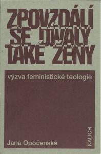 náhled knihy - Zpovzdálí se dívaly také ženy. Výzva feministické teologie