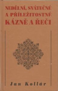 náhled knihy - Nedělní, sváteční a příležitostné kázně a řeči