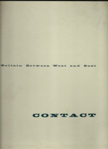 náhled knihy - Contact. Britain Between West and East