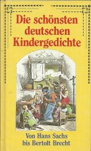 náhled knihy - Die schönsten deutschen Kindergedichte