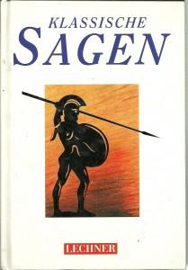 náhled knihy - Klassische Sagen