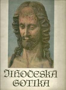 náhled knihy - Jihočeská gotika