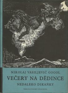 náhled knihy - Večery na dědince nedaleko Dikaňky