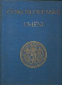 náhled knihy - Československé umění