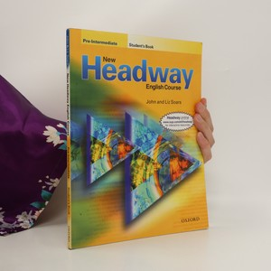 náhled knihy - New Headway English Course. Pre-intermediate student's book