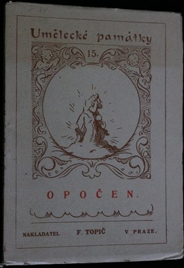 náhled knihy - Opočen