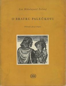 náhled knihy - O bratru Palečkovi