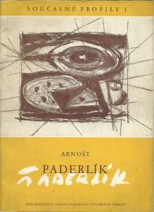 náhled knihy - Arnošt Paderlík