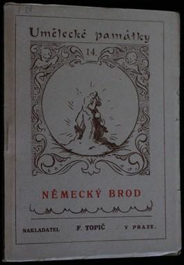 náhled knihy - Německý Brod