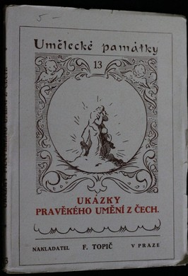 náhled knihy - Ukázky pravěkého umění z Čech