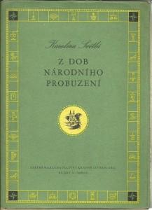 náhled knihy - Z dob národního probuzení