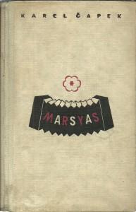 náhled knihy - Marsyas čili Na okraj literatury (1919 - 1931)