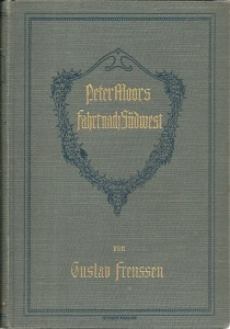 náhled knihy - Peter Moors. Fahrt nach Südwest
