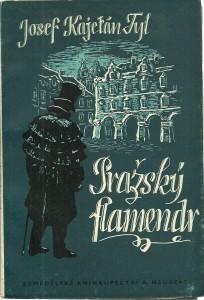 náhled knihy - Pražský flamendr