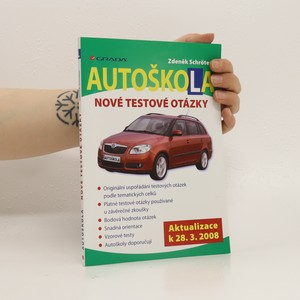 náhled knihy - Autoškola : nové testové otázky