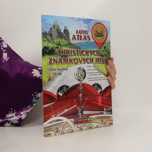 náhled knihy - Autoatlas turistických známkových míst