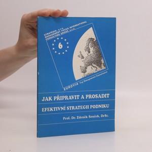 náhled knihy - Jak připravit a prosadit efektivní strategii podniku
